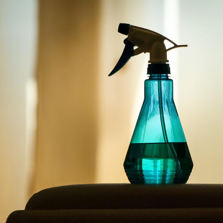 Sprays assainissants: les huiles essentielles sont-elles polluantes?