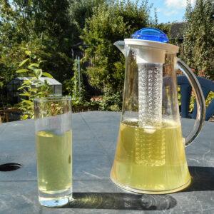 sirop de sauge ananas et miel de thym