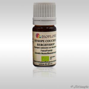 Huile essentielle d'Hysope couchée canescens BIO PREMIUM – Bioflore