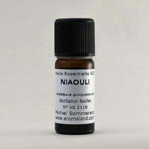 Huile essentielle Niaouli Bio – Aromisland
