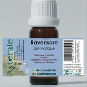 Huile essentielle Agatophyle / Ravensare aromatique – Astérale